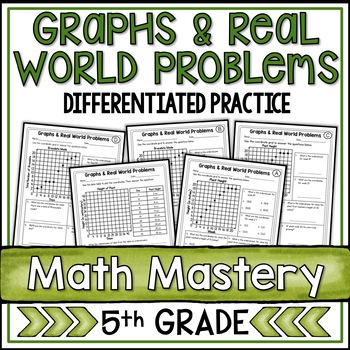 Graphs & Real World Problems (5th Grade Common Core Math:
