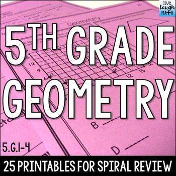 Fifth Grade Geometry Practice