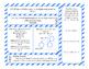 5th Grade Math Interactive Notebook Unit 1a Freebie