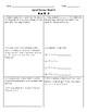 Fifth Grade Math Spiral Review, Quarter 1, Week 9