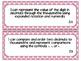Fifth Grade Math TEKS NEWLY REVISED~ Pink Polka Dot