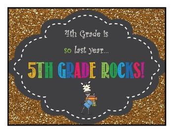 Fifth Grade Rocks!