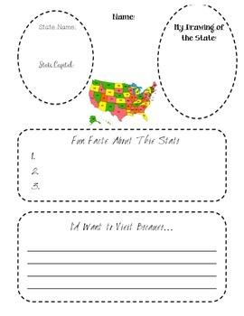 Fifty States Fact Sheet