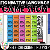 Figurative Language Game Show PowerPoint Review Game