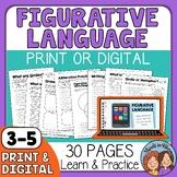 Figurative Language: Idioms, Similes, Metaphors, etc. CCSS