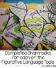 Figurative Language 3d Shamrock Craftivity