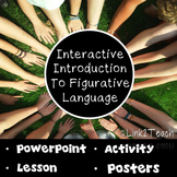 Interactive Introduction to Figurative Language Activity