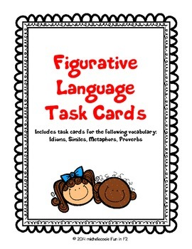Figurative Language Cards