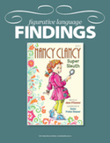 Figurative Language Findings: Nancy Clancy Super Sleuth Book #1