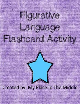 Figurative Language Flash Card Review