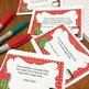 Christmas Figurative Language Interactive Activity, Using