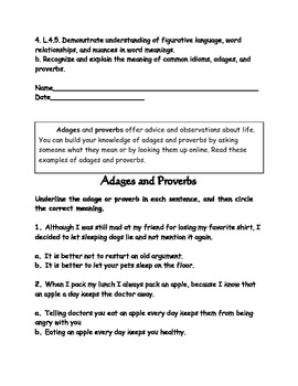 idioms adages and proverbs worksheets free worksheets library download and print worksheets. Black Bedroom Furniture Sets. Home Design Ideas