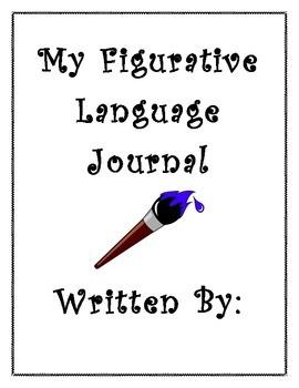 Figurative Language Notebook (Similes, Metaphors, Idioms,