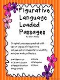 Figurative Language Loaded Passages