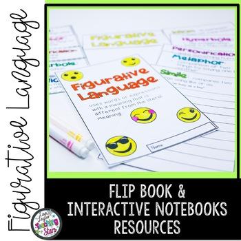 Figurative Language Mini-Flip Book