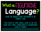 Figurative Language Presentation & Sort Activity