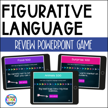Figurative Language Review PowerPoint