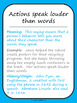 Third Grade Sayings and Phrases (Core Knowledge) Student B