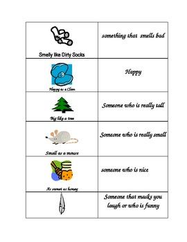 Figurative Language Similes