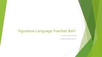 Figurative Language Trashketball!