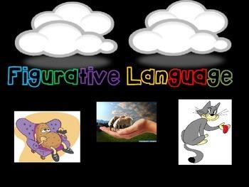 Figurative Language Using Comics