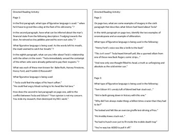 Figurative Language and Reading Comprehension in SS (Edison)