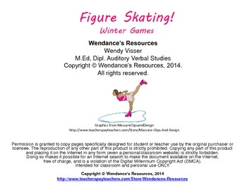 Figure Skating, Winter Games