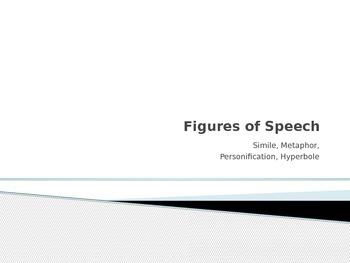 Figures of Speech (lesson)
