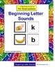 File Folder Activity Beginning Letter Sounds {Initial Soun