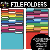 File Folder Clipart