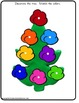 File Folder Game Christmas Tree Color Matching {Special Ed