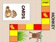 Literacy Center Fun with 3 letter word ending sounds File
