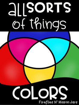 File Folder Game: Sorting Colors for SPED