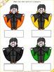 File Folder - Matching Colors - Halloween