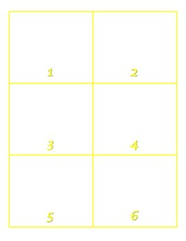 File Folder Show Quantity Given Numeral 1-10 (Easter Theme)