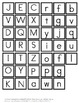 File Folder- Sorting Capital and Lowercase Letters-Set 1
