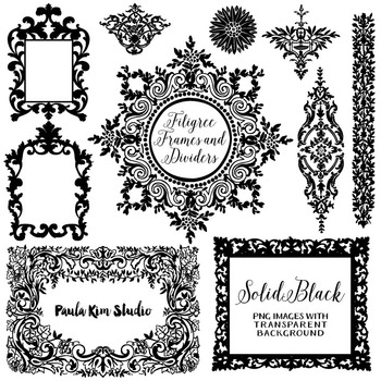 Gothic Frame Clip Art