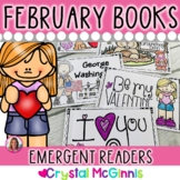 Fill Those Book Boxes February Edition! Emergent Readers f