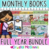 Fill Those Book Boxes BUNDLE (Emergent Readers for the Who