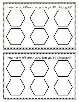 Fill a Hexagon