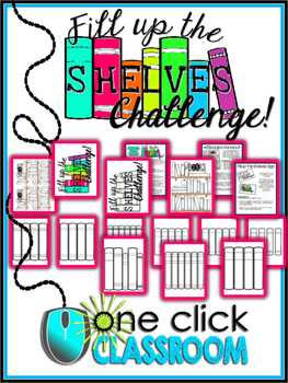 Fill up the Shelves Challenge