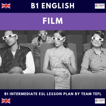 Film B1 Intermediate Lesson Plan For ESL
