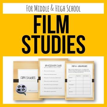 Film Study Assignment