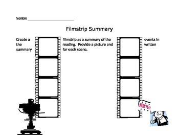 Filmstrip Summary