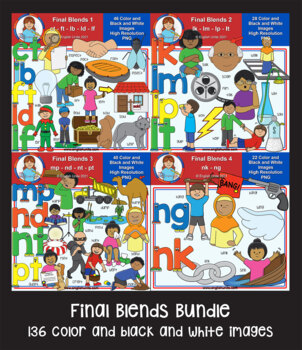 Final Blends Bundle
