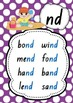 Final Consonant Blends CVCC Words 8 Phonics Posters