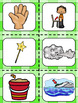 Final Consonant Blends Letter N (NG, NK, NT, ND)-with Pict