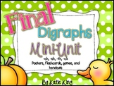 Final Digraphs Mini-Unit