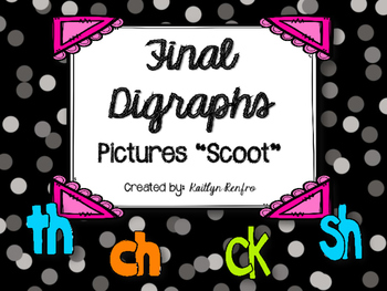 Final Digraphs Scoot