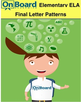 Final Letter Patterns-Interactive Lesson